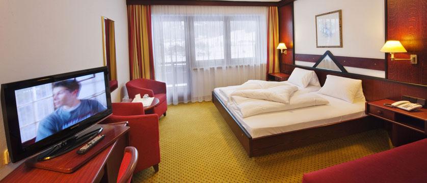 Hotel Tyrol, Söll, Austria - Bedroom interior.jpg